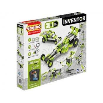 Set de construccion engino inventor motorized 30 modelos