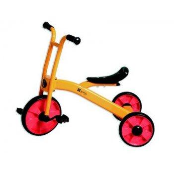 Triciclo trikes sillin 2 posiciones 3 a 6 años 75x58x49 cm
