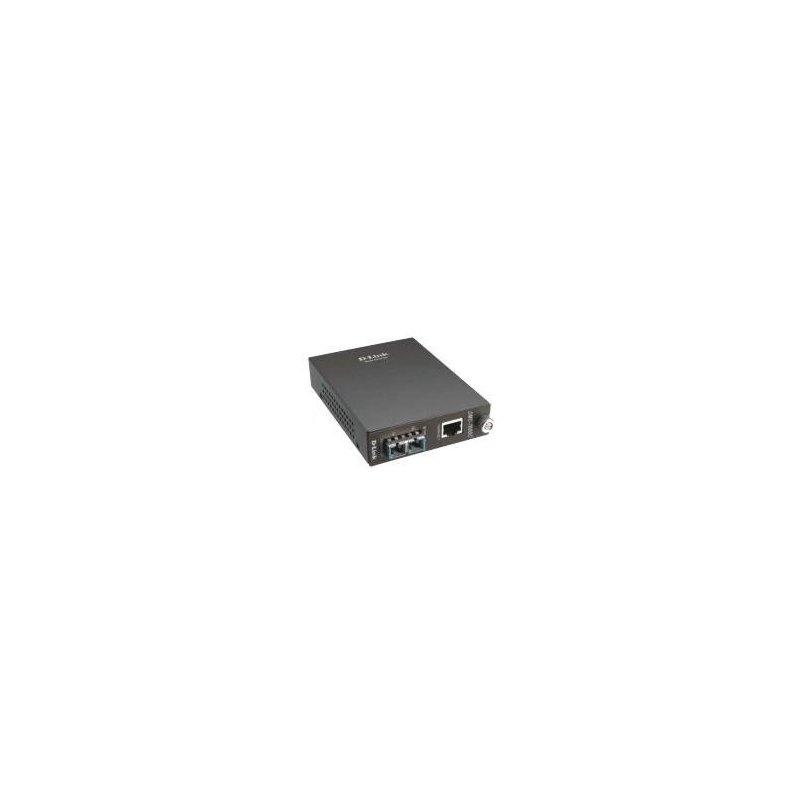 D-Link Media Converter convertidor de medio 1000 Mbit s