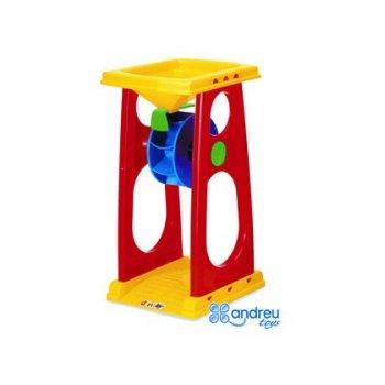 Juego dantoy molino para agua y arena 15,5x17,5x30 cm