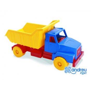 Juego dantoy camion volquete 20x45x23 cm