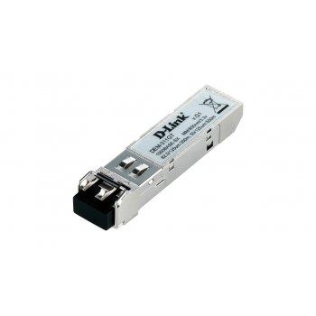 D-Link DEM-311GT red modulo transceptor Fibra óptica 1000 Mbit s SFP 850 nm
