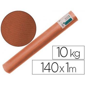 Papel kraft verjurado liderpapel marron 140mt 70gr bobina 10kg