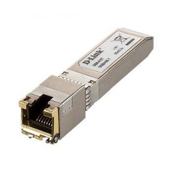 D-Link DEM-410T red modulo transceptor Cobre 10000 Mbit s SFP+