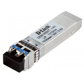 D-Link DEM-432XT red modulo transceptor Fibra óptica 10000 Mbit s SFP+ 1310 nm