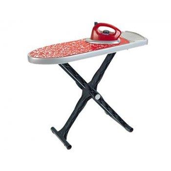 Tabla de planchar theo klein vileda con funda de tela altura ajustable hasta 52 cm