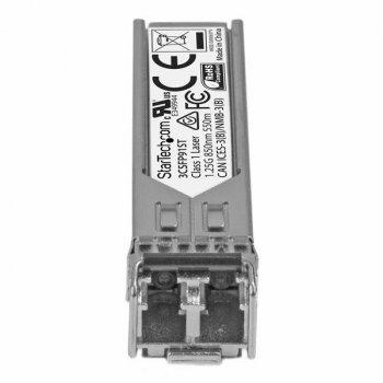 StarTech.com Módulo Transceptor de Fibra SFP compatible HP 3CSFP91 - 1000Base-SX