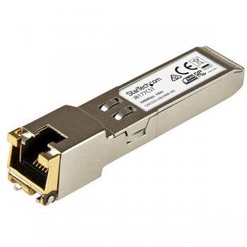 StarTech.com Módulo Transceptor SFP Compatible con HP J8177C - 1000BASE-T