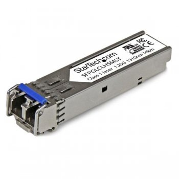StarTech.com Módulo Transceptor SFP Compatible con Cisco GLC-LH-SM - 1000BASE-LX LH - Paquete de 10