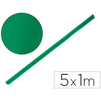 Papel kraft liderpapel verde fuerte rollo 5x1 mt