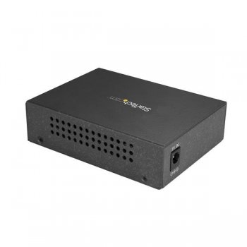 StarTech.com MCMGBSCMM055 convertidor de medio 1000 Mbit s 850 nm Multimodo Negro