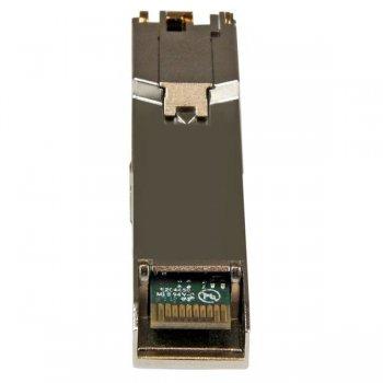 StarTech.com Módulo SFP Compatible con Cisco Meraki MA-SFP-1GB-TX -Transceptor de Cobre RJ45 100BASE-TX - MASFP1GBTXST