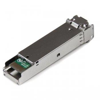 StarTech.com Módulo SFP Compatible con Cisco GLC-SX-MM - Transceptor de Fibra Óptica 1000BASE-SX - SFPGLCSXMMST