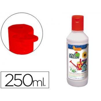 Pintura multiuso jovi jovidecor 250 ml blanco