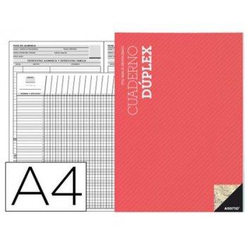 Bloc duplex additio a4 evaluacion continua mas tutoria
