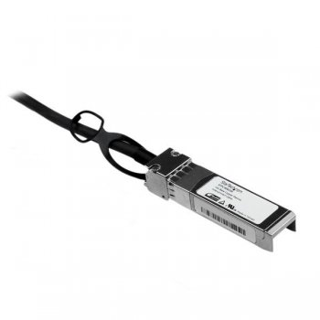 StarTech.com Cable de 3m SFP+ Direct Attach Twinax Pasivo Ethernet de 10 Gigabits Compatible con Cisco SFP-H10GB-CU3M - 10 GbE