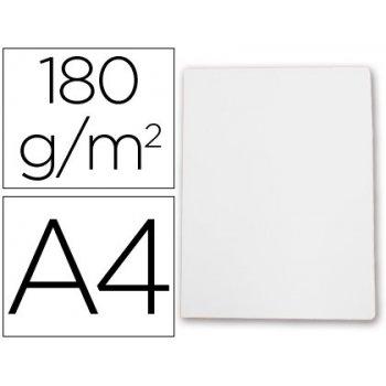 Subcarpeta cartulina gio din a4 blanca 180 g m2