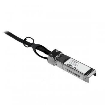 StarTech.com Cable de 5m SFP+ Direct Attach Twinax Pasivo Ethernet de 10 Gigabits Compatible con Cisco SFP-H10GB-CU5M - 10 GbE