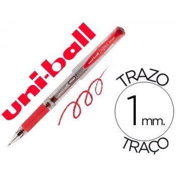 Boligrafo uni-ball um-153 signo broad rojo 1 mm tinta gel