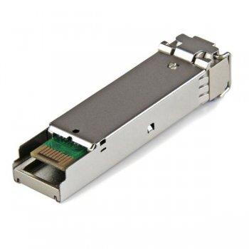 StarTech.com Módulo Transceptor de Fibra Monomodo SFP Gigabit DDM LC Compatible Cisco Mini GBIC - Transceiver - 20km