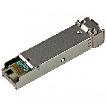 StarTech.com Módulo SFP Compatible con Cisco SFP-GE-S - Transceptor de Fibra Óptica 1000BASE-SX - SFPGESST