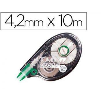 Corrector tombow cinta 4,2 mm x 10 mt en blister