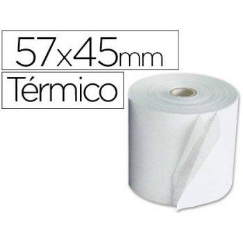 Rollo termico 57x45x11mm 58 grs