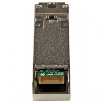 StarTech.com Transceptor de Fibra SFP+ de 10Gb 10GBase-SR Compatible Cisco SFP-10G-SR-S Mini GBIC Multimodo LC 300m DDM