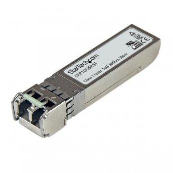 StarTech.com Módulo Transceptor SFP+ Compatible con Cisco SFP-10G-SR - 10GBASE-SR