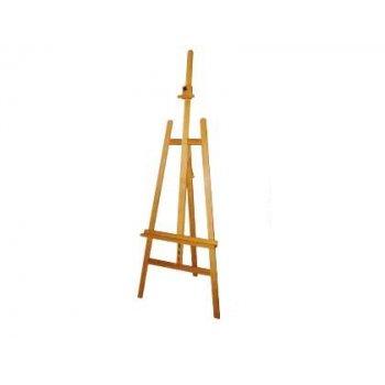 Caballete pintor artist madera 66x87x231 cm