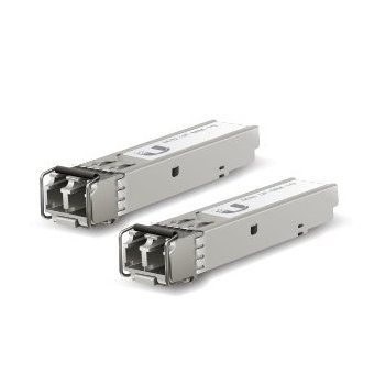 Ubiquiti Networks UF-MM-10G red modulo transceptor Fibra óptica 10000 Mbit s SFP+ 850 nm