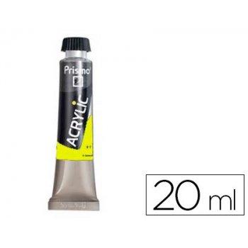 Pintura acrilica prismo amarillo primario 116 tubo de 20 ml