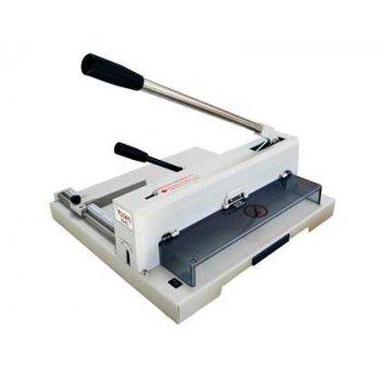 Guillotina yosan manual profesional largo del corte 370mm y capacidad 150 hojas