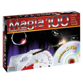 Juego de mesa falomir -magia 100 trucos