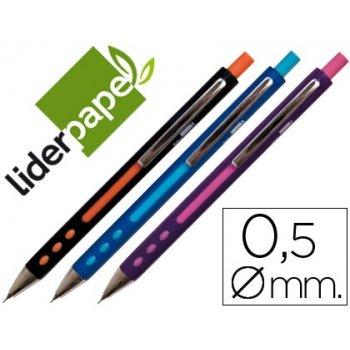 Portaminas liderpapel 0.5 mm colores surtidos