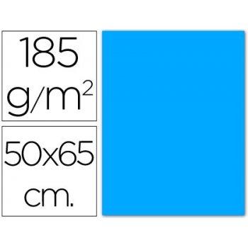 Cartulina guarro azul maldivas -50x65 cm -185 gr