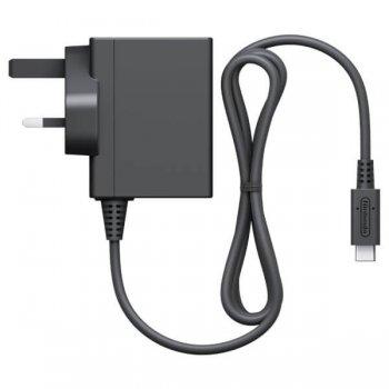 Nintendo 2510666 cargador de dispositivo móvil Interior Negro