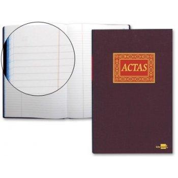 Libro liderpapel folio 100 h. -actas