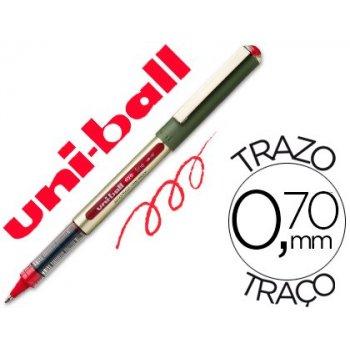 Rotulador uni-ball roller ub-157 rojo 0,7 mm unidad