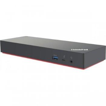 Lenovo 40AN0230EU base para portátil y replicador de puertos Alámbrico Thunderbolt 3 Negro