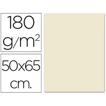 Cartulina liderpapel 50x65 cm 180g m2 sepia