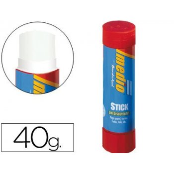 Pegamento imedio en barra 40gr -unidad