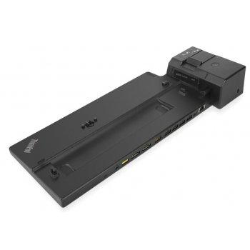 Lenovo 40AH0135EU base para portátil y replicador de puertos Acoplamiento Negro