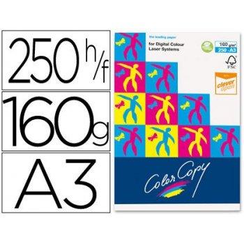 Papel fotocopiadora color copy din a3 160 gramos paquete de 250 hojas