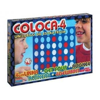 Juegos de mesa falomir -cuatro en linea
