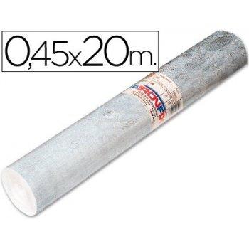 Rollo adhesivo aironfix cristal nebulosa 68159 -rollo de 20 mt