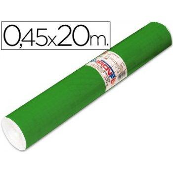 Rollo adhesivo aironfix unicolor verde brillo 67047 -rollo de 20 mt