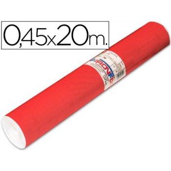 Rollo adhesivo aironfix unicolor rojo mate claro 67151-rollo de 20 mt
