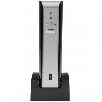 StarTech.com Docking Station USB-C Inalámbrica WiGig con Video Doble para Ordenadores Portátiles - con Entrega de Potencia PD