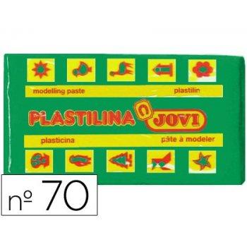 Plastilina jovi 70 verde claro -unidad -tamaño pequeño